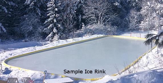 sample ice rink