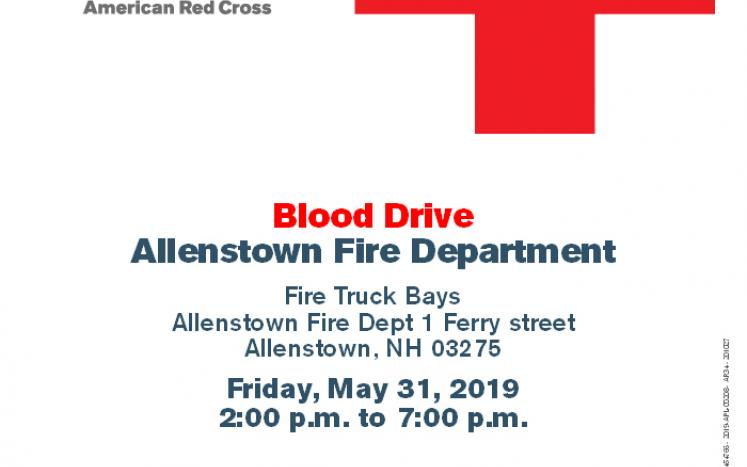 AFD Blood Drive